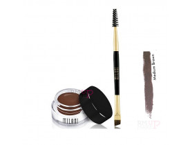 Pomada para Sobrancelhas Stay Put Brow 03 Medium Brown Milani