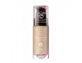 Base Colorstay Oily Skin 200 Nude Revlon
