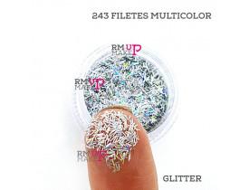 Glitter Filetes #243 Cigana