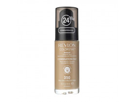 Base Colorstay Oily Skin 350 Rich Tan Revlon