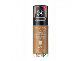 Base Colorstay Oily Skin 400 Caramel Revlon