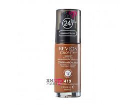 Base Colorstay Oily Skin 410 Cappuccino Revlon