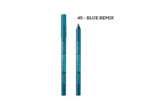 Lápis Contour Clubbing Water Blue Remix 45 Bourjois