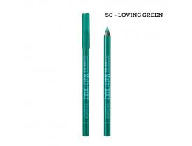 Lápis Contour Clubbing Water Loving Green 50 Bourjois