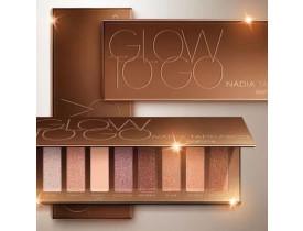 Paleta de Sombras Glow To Go Nádia Tambasco