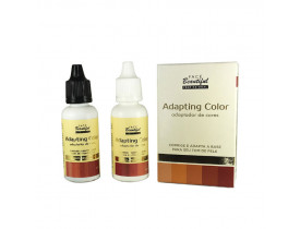 Adaptador de Cores de Base Adapting Color Face Beautiful