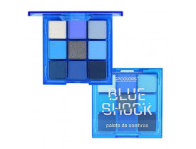 Paleta de Sombra Blue Shock