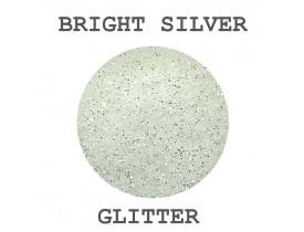 Glitter Bright Silver Color Pigments
