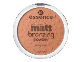 Bronzer Sun Club Matt Bronzing Powder 02 Darker Skin Essence