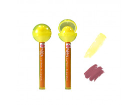 Lip Balm e Gloss Labial Pirulito Cor 03 Mylife