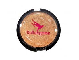 Iluminador Compacto Mix Cor 01 Bella Femme
