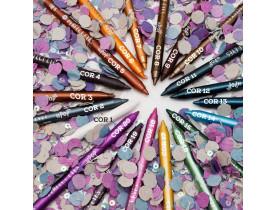 Lápis de Olho Perfect Eyes Color Dapop