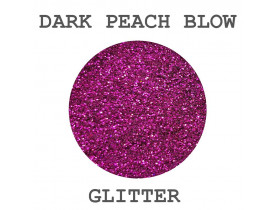 Glitter Dark Peach Blow Color Pigments