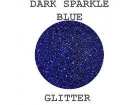 Glitter Dark Sparkle Blue Color Pigments