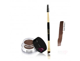 Pomada para Sobrancelhas Stay Put Brow 05 Dark Brown Milani