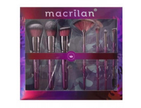 Kit de Pincéis Profissionais Violet ED005 Macrilan