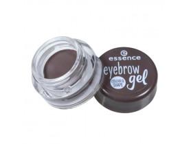 Gel de Sobrancelha Eyebrow 01 Brown Essence