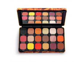 Paleta de Sombra Forever Flawless Fire Revolution London