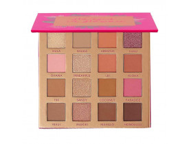 Paleta de Sombra Hangin in Hawaii Bh Cosmetics