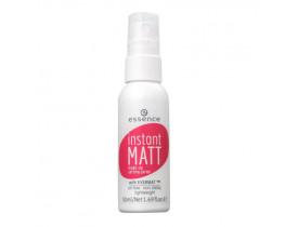Spray Fixador de Maquiagem Instant Matt Essence