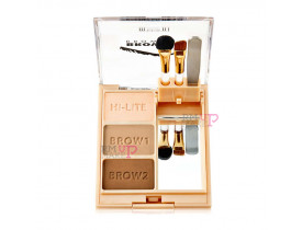 Kit para Sobrancelhas Brow Fix 01 Light Milani