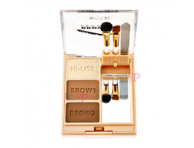 Kit para Sobrancelhas Brow Fix 02 Medium Milani