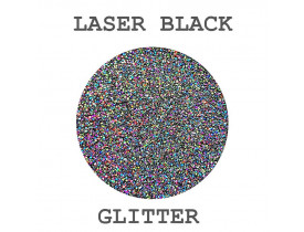 Glitter Laser Black Color Pigments