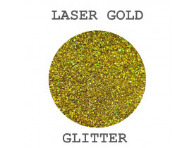 Glitter Laser Gold Color Pigments