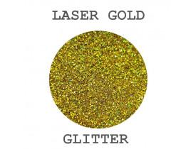 Glitter Laser Gold Color Pigments