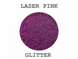 Glitter Laser Pink Color Pigments
