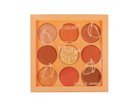 Paleta de Sombra Mango Style Sp Colors