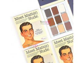 Paleta Meet Matt(e) Nude The Balm