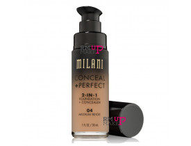 Base Conceal+Perfect 2-IN-1 04 Medium Beige Milani