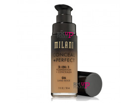 Base Conceal+Perfect 2-IN-1 06 Sand Beige Milani