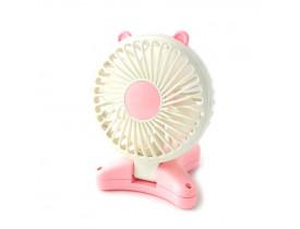 Mini Ventilador Portátil de Mão e Mesa Mini Fans