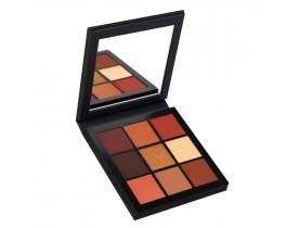 Paleta de Sombra Obsessions Warm Brown Huda Beauty