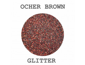 Glitter Ocher Brow Color Pigments