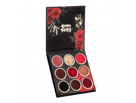 Paleta de Sombra BT Red Rose Bruna Tavares
