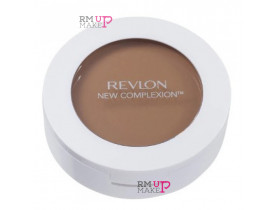 Base Compacta One Step New Complexion 10 Natural Tan Revlon