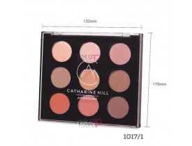 Personal Palette 9 Cores de Sombras 1017/1 Catharine Hill