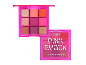 Paleta de Sombra Pink Shock