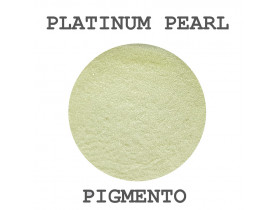 Pigmento Platinum Pearl Finch Color Pigments