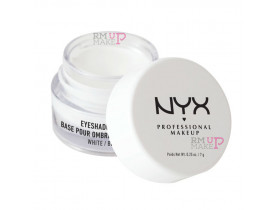 Fundo Fixador de Sombra Branco Eye Shadow Base Nyx