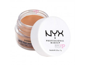 Fundo Fixador de Sombra Nude Eye Shadow Base Nyx