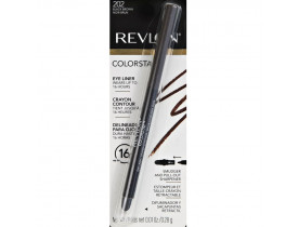 Lápis Retrátil 16 Horas Colorstay Black Brown Revlon