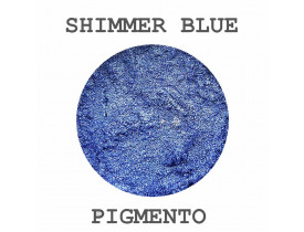 Pigmento Shimmer Blue Finch Color Pigments