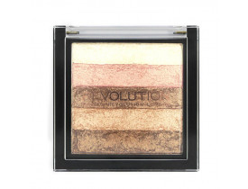 Paleta Shimmer Brick Radiant Revolution London