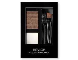 Kit de Sobrancelha Soft Brown Revlon