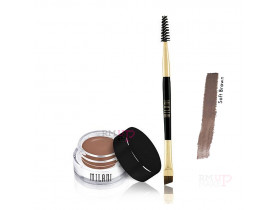 Pomada para Sobrancelhas Stay Put Brow 01 Soft Brown Milani