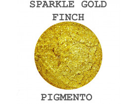 Pigmento Sparkle Gold Finch Color Pigments